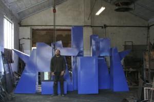 David Vanorbeek Sculputures