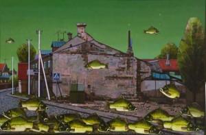 Algis Griskevicius Paintings