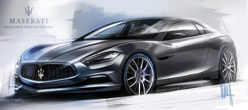 Liviu Tudoran Car Design