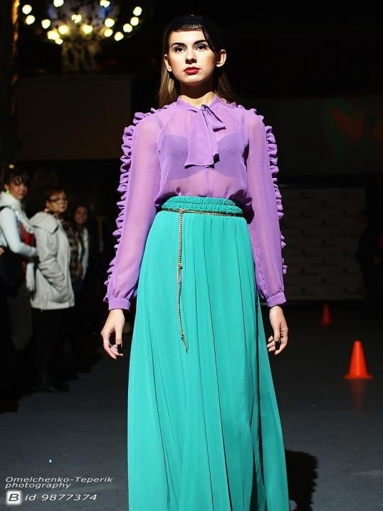 Anastasia Maltseva Fashion Designer