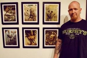 Brian Despain Portrait
