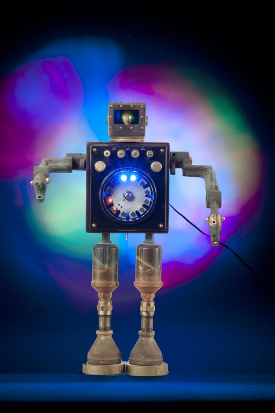 Tal Avitzur Robot Sculptures