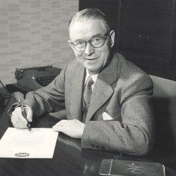 Ole Kirk Christiansen Biography
