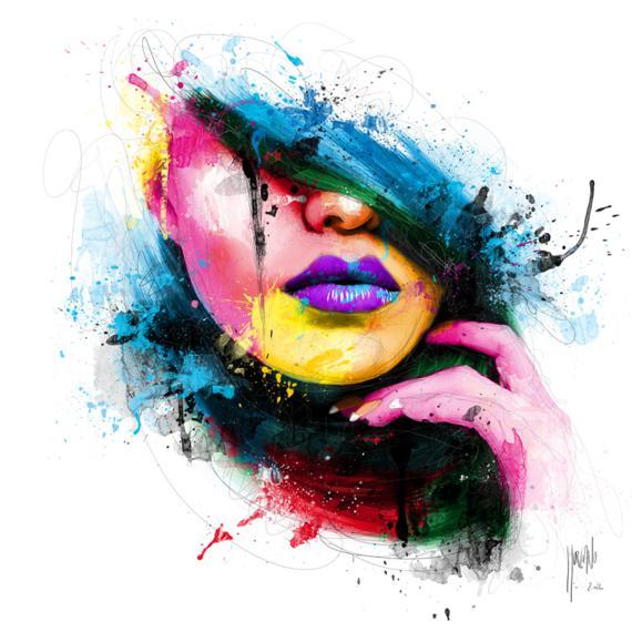 Patrice Murciano Paintings