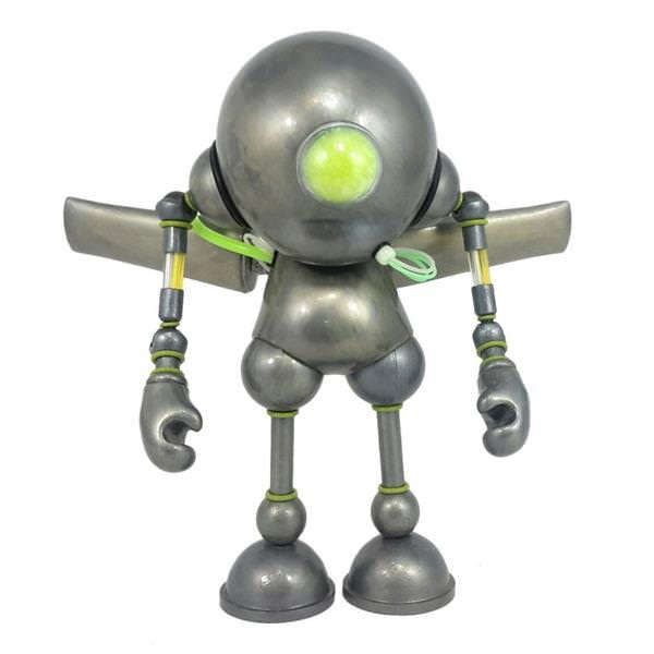 Mike Slobot Robot Sculptures
